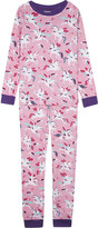 Hatley Rainbow unicorns cotton pyjama set