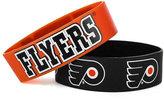 Aminco Philadelphia Flyers 2-Pack Wide Bracelets