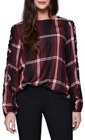 Sanctuary Women's Josie Plaid Top