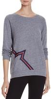 Nation Ltd. Retro Star Raglan Pullover
