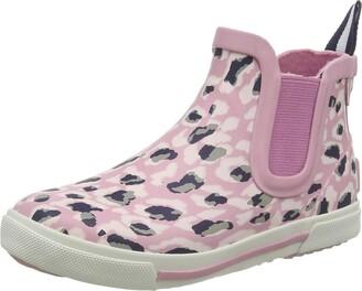 Joules Girl's Rainwell Rain Boot