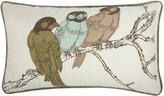 Thomas Paul LN-0221-AQU Aqua Yokohama Pillow, 20 by 12-Inch
