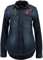 Kaporal LEFT Shirt dark blue