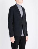 Michael Kors Single-breasted Woven Jacket