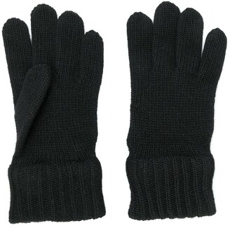 DSQUARED2 Embroidered Logo Gloves