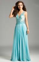 Lara Dresses - 42471 in Light Blue