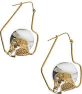 Ellery Cusp small oyster earring