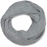 Levi's Women's Lurex Infinity Scarf,(Manufacturer Size: UN)