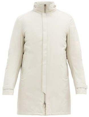 Herno Laminar Padded-shell Coat - Cream