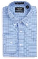 Nordstrom Men's Big & Tall Smartcare(TM) Traditional Fit Check Dress Shirt