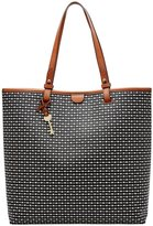Fossil Rachel Striped North/South Tote