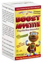 Vitamin Friends 36-Count Boost Appetite Vegetarian Gummies in Orange Pectin