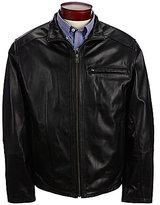 Roundtree & Yorke Lambskin Leather Jacket