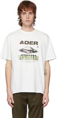 Off-White Ader Error ADER error T-914 Spaceship T-Shirt