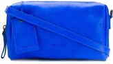 Marsèll embossed logo clutch bag