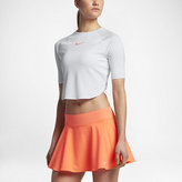 Nike NikeCourt Women's Short Sleeve Tennis Top