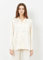 Rachel Comey ivory murmur shirt