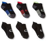 Champion Boys' Athletic Socks Black
