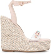 Sophia Webster Dina wedge sandals