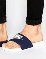 Nike Benassi Jdi Mismatch Flip Flop Sliders 818736-410