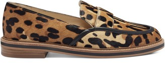 Vince Camuto Jorda Animal-Print Loafer