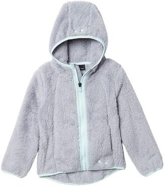 Under Armour Cozy Faux Fur Fleece Zip Hoodie