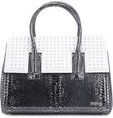Thomas Wylde snakeskin detail tote - women - Lamb Skin - One Size