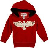 Lucky Brand Firebird Hoodie Sweatshirt