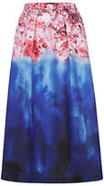 Damsel in a Dress Cherry Bloom Skirt, Print
