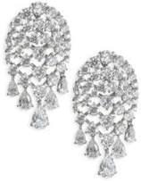 Adriana Orsini Holidayear Button Earrings