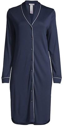 Hanro Natural Comfort Tailored Nightshirt