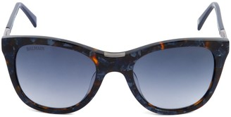Balmain 56MM Modified Cat Eye Sunglasses