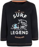 Quiksilver SURF LEGEND BOY Long sleeved top navy blazer