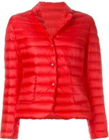 Moncler 'Leyla' padded jacket - women - Polyamide/Feather/Goose Down - 0