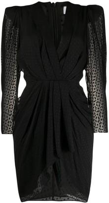 IRO Victoria dotted dress