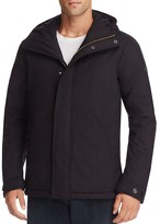 Woolrich Teton Rudder Hooded Down Jacket