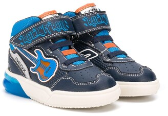 Geox Kids Rock n' Roll sneakers