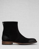 Belstaff Attwell Short Boots Black