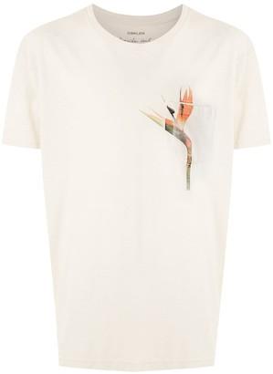 OSKLEN Strong Strelitza T-shirt