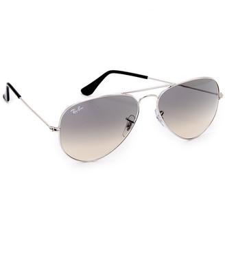 Ray-Ban RB3025 Classic Aviator Gradient Sunglasses