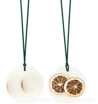 Carriere Freres Botanical Palet Siracusa Lemon - Citrus Syracusis - 2 x 55g