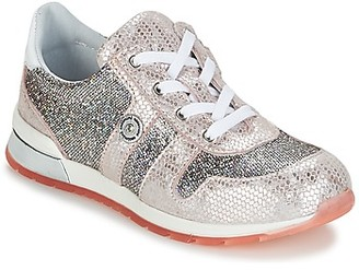 Catimini STEREE girls's Shoes (Trainers) in Silver