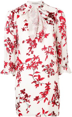 Alice + Olivia Floral Shift Dress