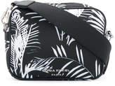 Sonia Rykiel palm print camera bag