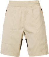 Aztech Mountain - Lost Man hike shorts - men - Elastodiene/Polyester - XS