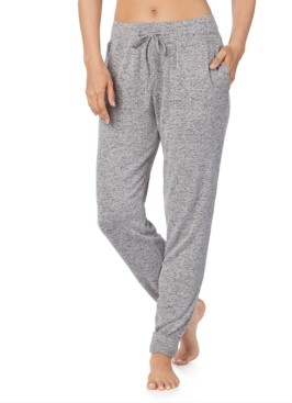 Cuddl Duds Soft Knit Loungewear Jogger Pants