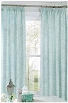 Dorma Celeste Pencil Pleat Lined Curtains