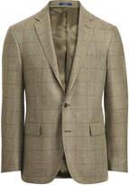 Ralph Lauren Polo Windowpane Suit Jacket