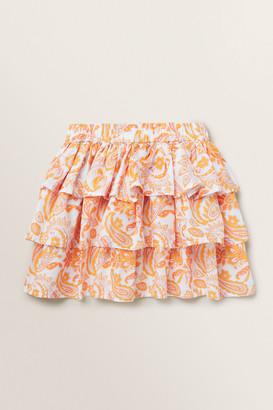 Seed Heritage Paisley Rara Skirt