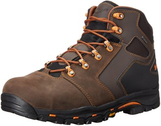 "Danner Men's Vicious 4.5"" Brown/Orange NMT Work Boot 16 D US"